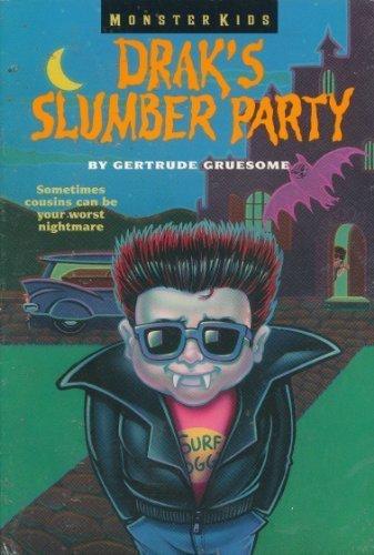 9780061062360: Drak's Slumber Party (Monsterkids)