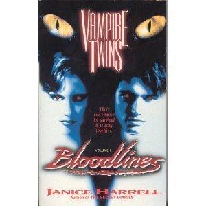 9780061062476: Bloodlines (Vampire Twins, Vol 1)
