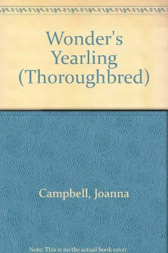 9780061062605: Wonder's Yearling (Thoroughbred)