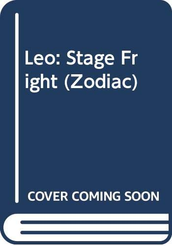 9780061062711: Leo: Stage Fright (Zodiac)