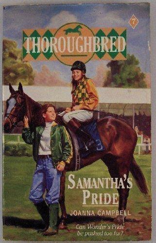 9780061062728: Samantha's Pride (Thoroughbred)