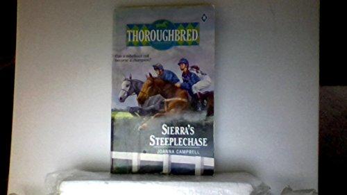 9780061062735: Sierra's Steeplechase (Thoroughbred)
