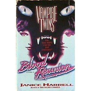 9780061062834: Blood Reunion (Vampire Twins No 4)