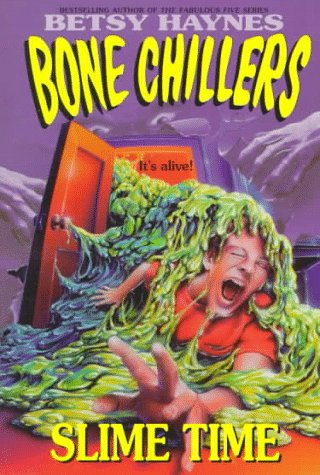 9780061063220: Slime Time (BC 10) (Bone Chillers)