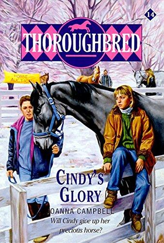 9780061063251: Cindy's Glory (Thoroughbred Series #14)