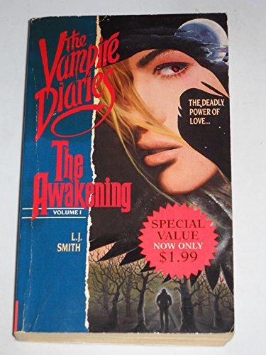 9780061064005: The Awakening (The Vampire Diaries, Vol. 1)