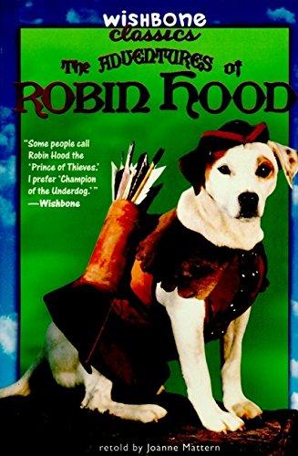 9780061064203: The Adventures of Robin Hood (Wishbone Classics #6)