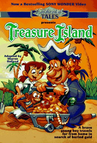9780061064357: Treasure Island (Enchanted Tales)