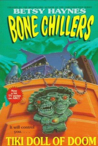 9780061064470: Tiki Doll of Doom (Bone Chillers)