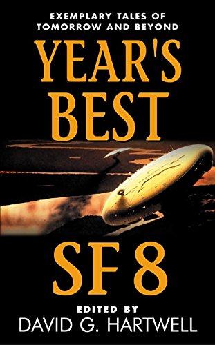 9780061064531: Year's Best SF 8