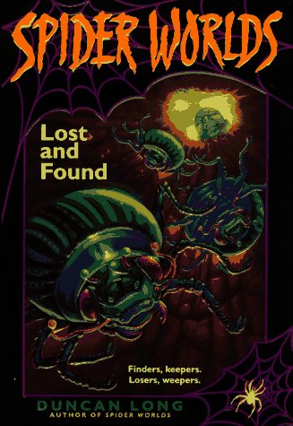 9780061064593: Lost and Found (Spider Worlds)