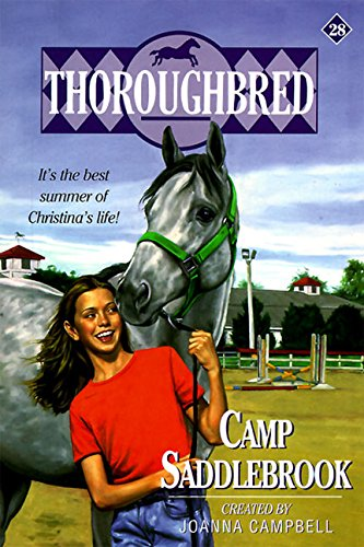 9780061065309: Camp Saddlebrook (Thoroughbred)