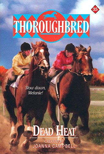 9780061065644: Dead Heat (Thoroughbred)