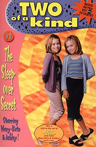 9780061065736: The Sleepover Secret (Two of a Kind, No. 3)