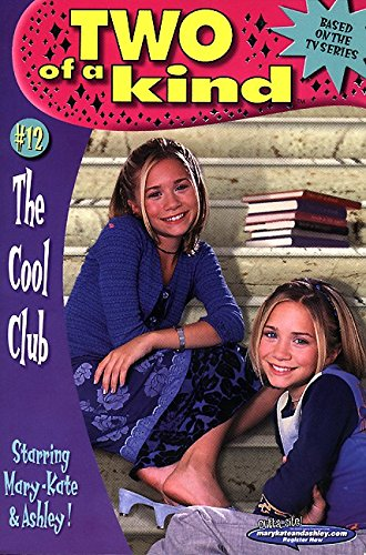 9780061065828: The Cool Club (Two of a Kind, No. 12)