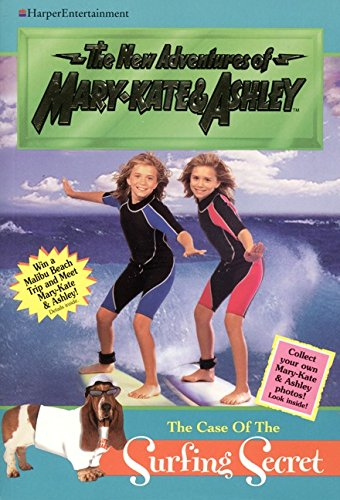 9780061065859: The Case Of The Surfing Secret (The New Adventures of Mary-Kate & Ashley #12)