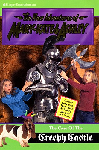 9780061065927: The Case of the Creepy Castle (The New Adventures of Mary-Kate & Ashley, No. 19)