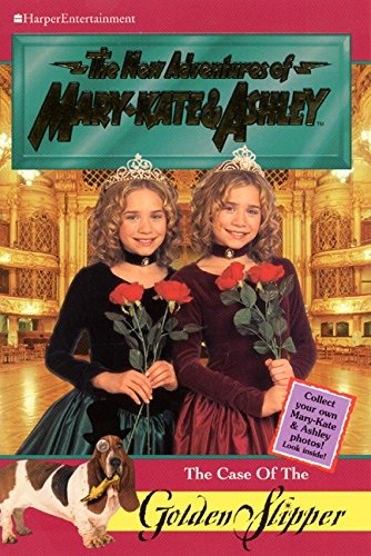 9780061065934: The Case of the Golden Slipper (The New Adventures of Mary Kate & Ashley, No. 20)