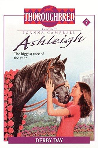 Ashleigh #7: Derby Day: Campbell, Joanna; Platt, Chris