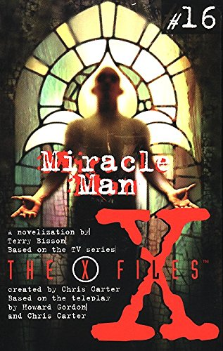 9780061066177: X Files YA #16 Miracle Man (X-Files (HarperCollins Age 12-Up))