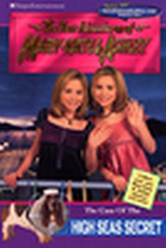 9780061066443: New Adventures of Mary-Kate & Ashley #22: The Case of the High Seas Secret
