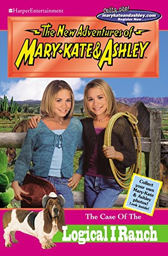 9780061066450: New Adventures of Mary-Kate & Ashley #23: The Case of the Logical I Ranch: (The Case of the Logical I Ranch)