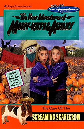 9780061066474: New Adventures of Mary-Kate & Ashley #25: The Case of the Screaming Scarecrow: (The Case of the Screaming Scarecrow)