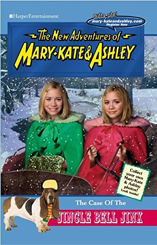 9780061066481: New Adventures of Mary-Kate & Ashley #26: The Case of the Jingle Bell Jinx: The Case of the Jingle Bell Jinx