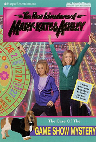 9780061066498: The Case of the Game Show Mystery (New Adventures of Mary-Kate & Ashley, No. 27)
