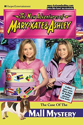 9780061066504: The Case of the Mall Mystery (The New Adventures of Mary-Kate & Ashley #28: )