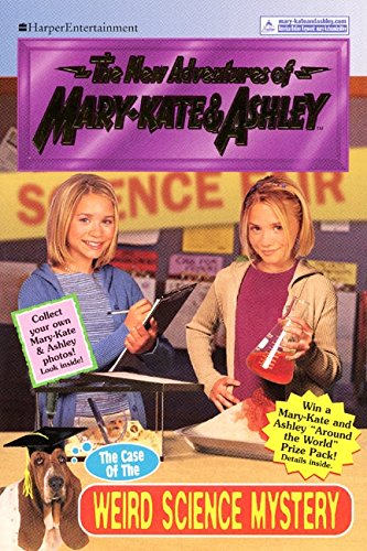 9780061066511: The Case of the Weird Science Mystery (New Adventures of Mary-Kate & Ashley #29)