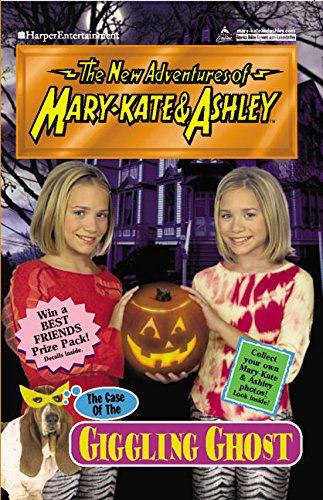9780061066535: The Case of the Giggling Ghost (New Adventures of Mary-Kate & Ashley)