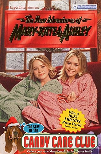 9780061066542: New Adventures of Mary-Kate & Ashley #32: The Case of the Candy Cane Clue: (The Case of the Candy Cane Clue)