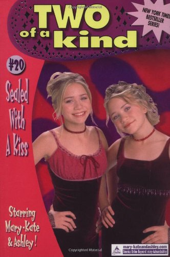 9780061066603: Sealed with A Kiss (Two of a Kind (Harper Paperback))