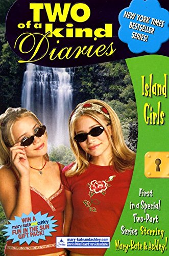 9780061066634: Island Girls (Two of a Kind, No. 23)