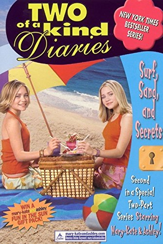 9780061066641: Two of a Kind #24: Surf, Sand, and Secrets (Two of a Kind (Harper Paperback))