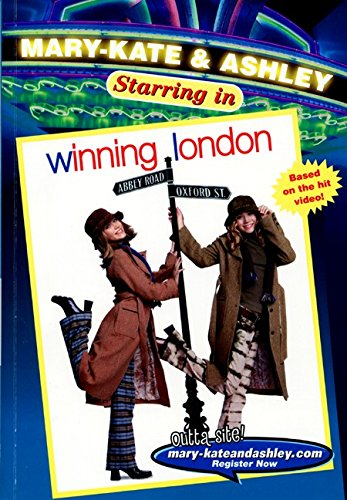9780061066665: Winning London (Mary-Kate & Ashley Starring In, No. 2)