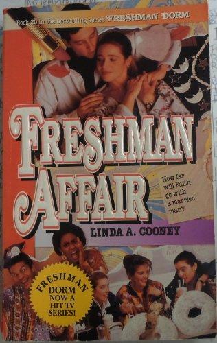 9780061067112: Freshman Affair (Freshman Dorm)