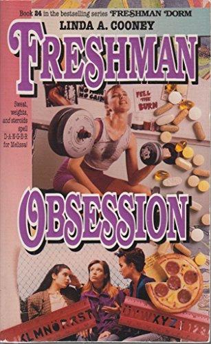 9780061067341: Freshman Obsession (Freshman Dorm)