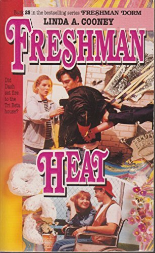 9780061067389: Freshman Heat (Freshman Dorm Series # 25)