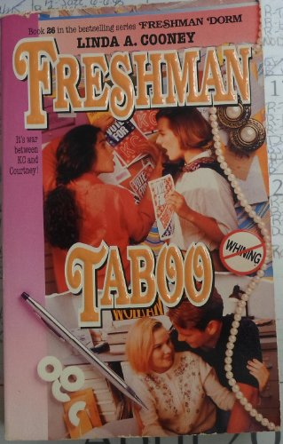 9780061067419: Freshman Taboo (Freshman Dorm)
