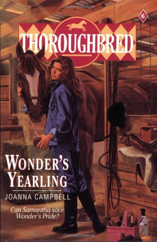 9780061067471: Wonder's Yearling (Thoroughbred Series #6)
