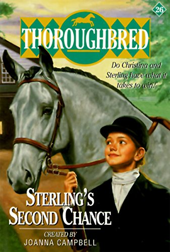 9780061067990: Sterling's Second Chance (Thoroughbred Series #26)