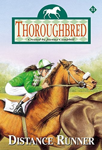9780061068201: Distance Runner (Thoroughbred #51)