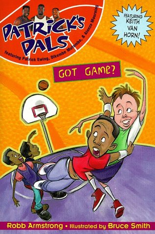 9780061070693: Patrick's Pals #3: Got Game?