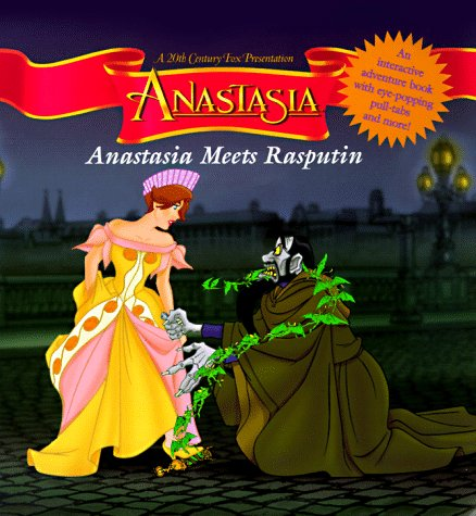 9780061070860: Anastasia Meets Rasputin