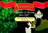 9780061070891: Anastasia: Rasputin & Bartok Face Off!: The Ultimate Trivia Challenge