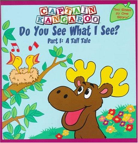 9780061070921: Captain Kangaroo: Do You See What I See?