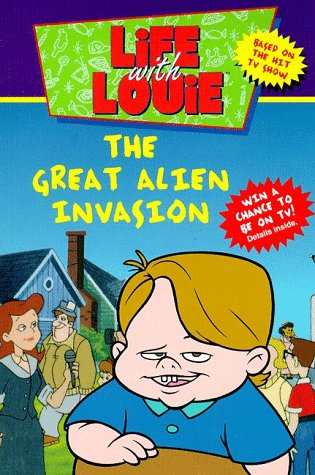 9780061071294: The Great Alien Invasion (Life With Louie)
