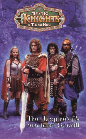 9780061071607: The Legend of the Ancient Scroll (Mystic Knights #1)